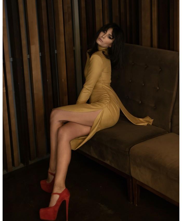 Leather Monica